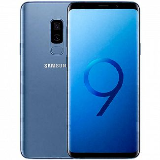 Samsung Galaxy S9+ Coral Blue DS